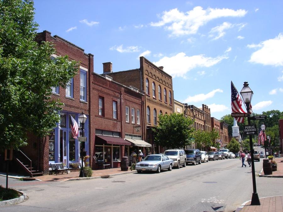 Historic Jamestown, TN