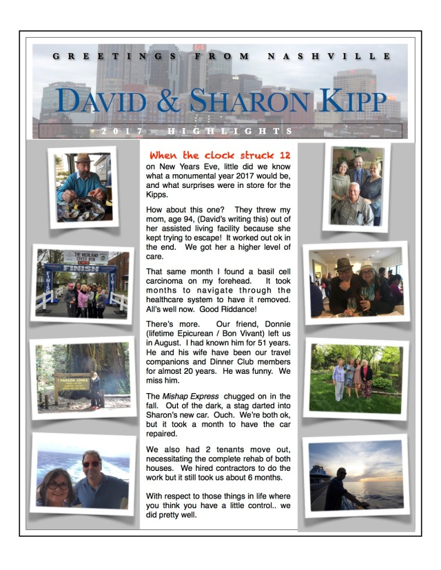 2017 Annual Letter page 1